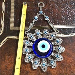 Turkish blue evil eye 🧿